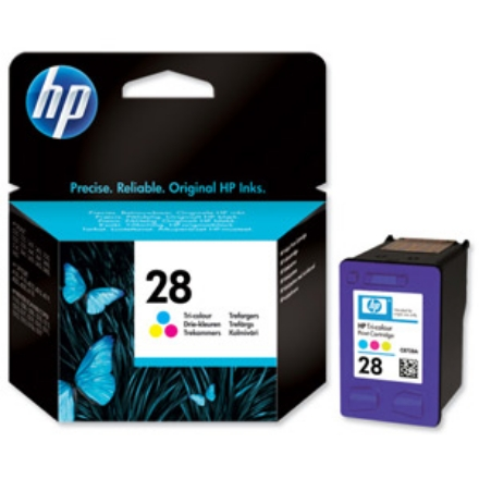 Picture of Color Cartridge HP  (C8728A)