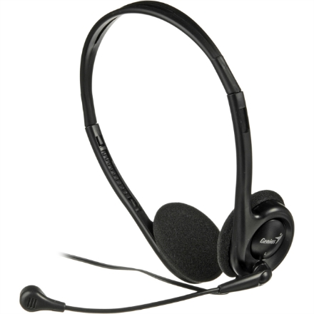 Picture of Genius HS-200C Headphone with Microphone