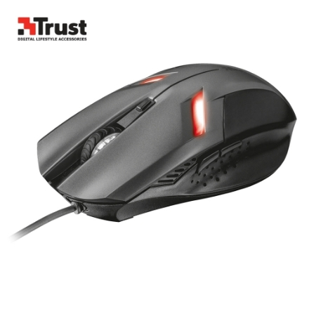 Picture of Mouse TRUST ZIVA GAMING (21512) USB