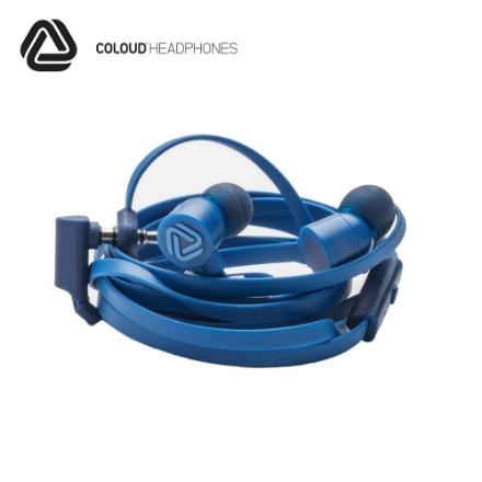 Picture of Headphones w/Mic COLOUD (POP) BLUE