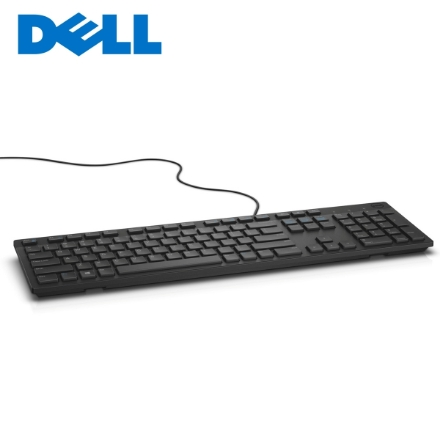 Picture of Keyboard Dell KB216 (580-ADGR)