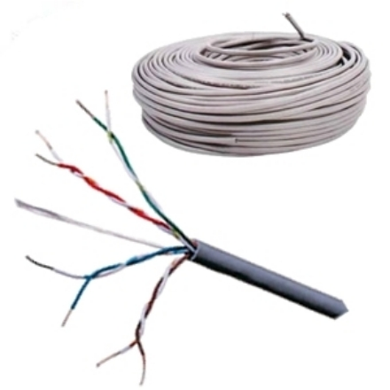 Picture of Network Cable CCA Cat5e UTP 305m