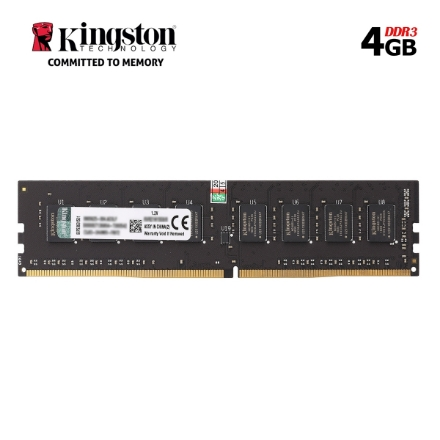 Picture of Memory Kingston 4GB DDR3 1600 MHZ (KVR16N11/4)