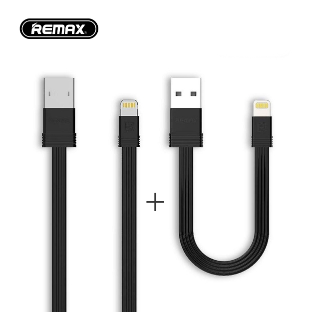 Picture of Lightning Cable REMAX RC-062I BLACK