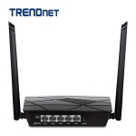 Picture of Router Trendnet TEW-731BR V3.0 WIRELESS N300 HOME ROUTER