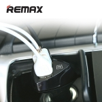 Picture of CAR USB CHARGER REMAX Alien RCC-304 BLACK