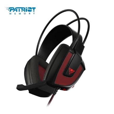 Picture of Headsets Patriot Viper V360 LED 7.1 (PV3607UMLK) USB