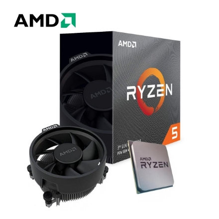 Picture of Processor AMD Ryzen 5 3600 4.2GHz 32MB Cche 100-100000031BOX