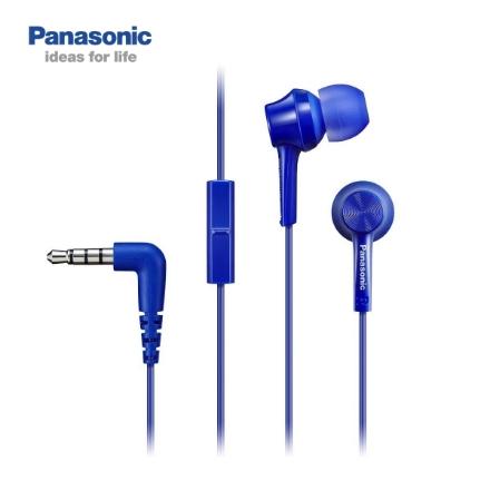 Picture of ყურსასმენი PANASONIC RP-TCM105EA 3.5MM BLUE