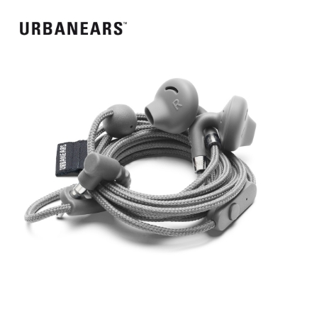 Picture of HEADPHONE URBANEARS SUMPAN  (04091383) DARK GREY