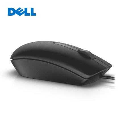 Picture of Dell Optical Mouse-MS116 - Black
