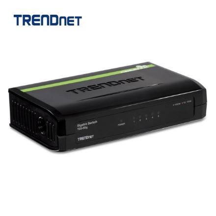 Picture of Switch Trendnet (TEG-S5g) 5-Port Gigabit GREENnet