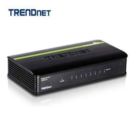 Picture of Switch Trendnet (TEG-S81g) 8-Port Gigabit GREENnet