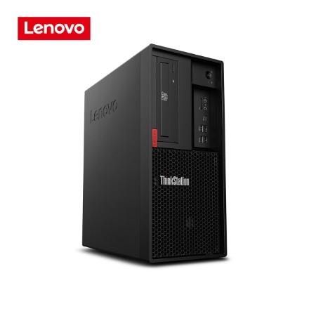 Picture of Desktop Lenovo ThinkStation Workstation P330  I7-8700  2×8GB (30C5003CRU)
