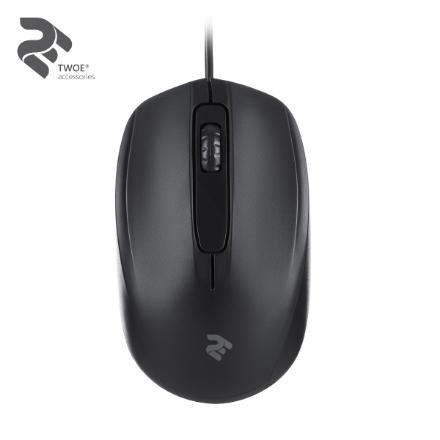 Picture of Mouse 2E 2e-mf140ub 1000dpi 1.5m Black