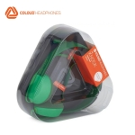 Picture of HeadPhones COLOUD KNOCK (04090655) TRANSITION GREEN 3.5mm