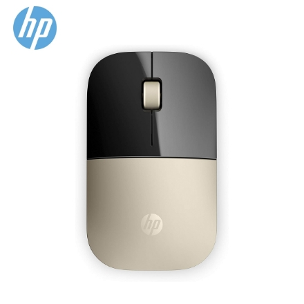 Picture of MOUSE HP (X7Q43AA) Wireless Gold