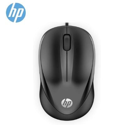 Picture of  Mouse HP (4QM14AA) Wired Black