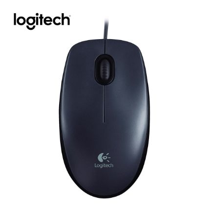 Picture of Mouse LOGITECH M90 910-001793 USB 1.8M GREY