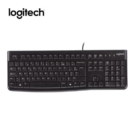 Picture of Keyboard LOGITECH K120 920-002522 USB BLACK