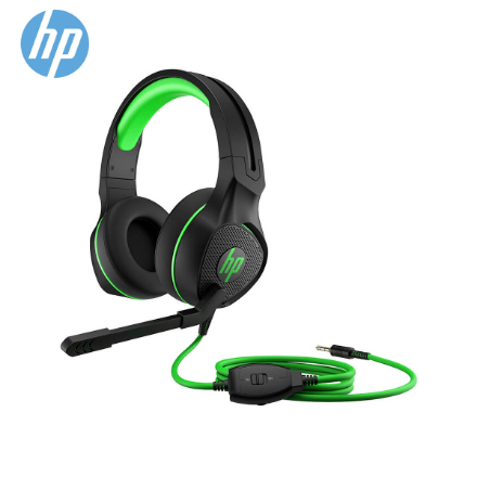 Picture of HP Pav Gam 400 Grn Headset (4BX31AA)