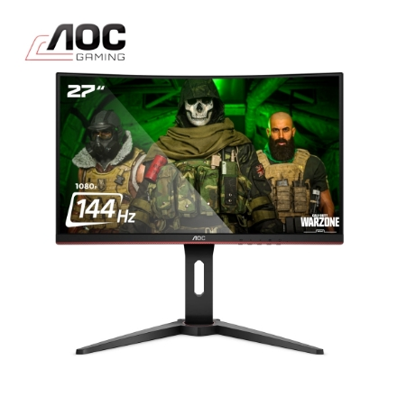 """Picture of Monitor AOC Gaming C27G1 27"""" Curved 144Hz VA LED Full HD"""