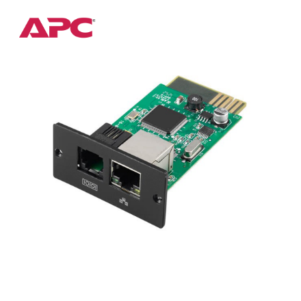 Picture of APC Easy UPS Online SNMP Card Ethernet 10Base-T;