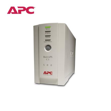 Picture of  APC Back-UPS CS 500VA  (BK500EI) white