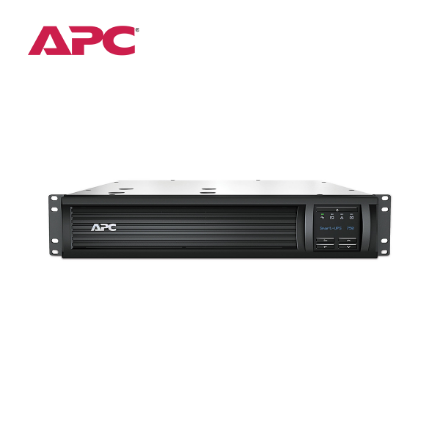 Picture of APC Smart-UPS 1500VA, (SMT1500RMI2U) Black