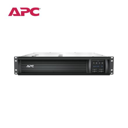 Picture of APC Smart-UPS 750VA, (SMT750RMI2U) Black