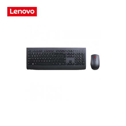 Picture of LenovoProfessionalWirelessKeyboardandMouseCombo4X30H56821