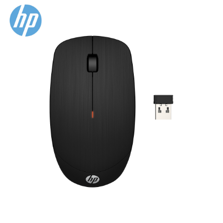 Picture of Mouse 6VY95AA HP Wireless Mouse X200