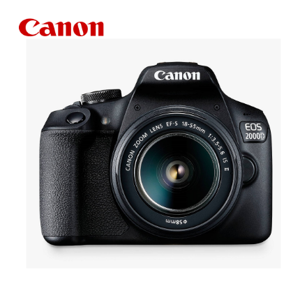 Picture of Digital Camera Canon EOS 2000D 18-55 IS KIT (2728C008AA)