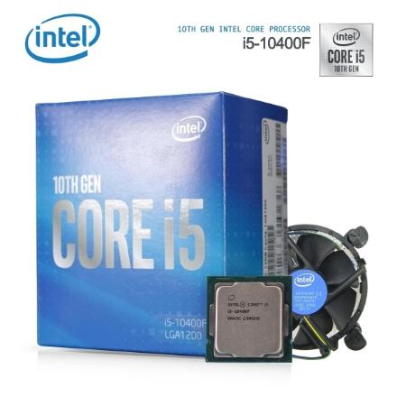 Picture of Processor INTEL Core  I5-10400F 12MB Cache 4.30GHz BX8070110400F BOX