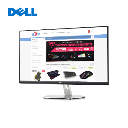 """Picture of Monitor Dell (S2721D) 27"""" LED Silver (210-AXKX_GE)"""