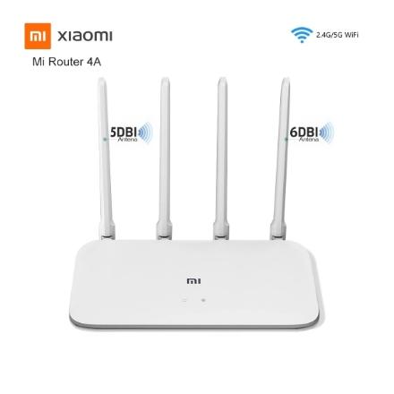 Picture of Router Xiaomi Mi Modem 4A (DVB4230GL) AC1200 DUAL BAND 2.4 / 5 GHz