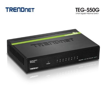 Picture of Switch Trendnet TEG-S50G Gigabit Switch
