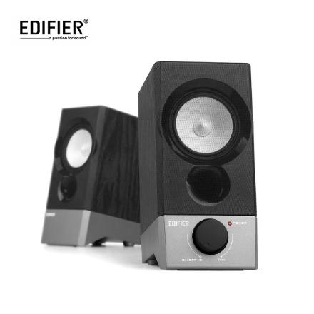Picture of Speaker EDIFIER R19U 2.0 USB Black