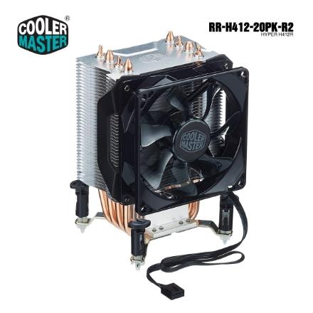 Picture of Processor Cooler COOLER MASTER Hyper H412R RR-H412-20PK-R2 PWM