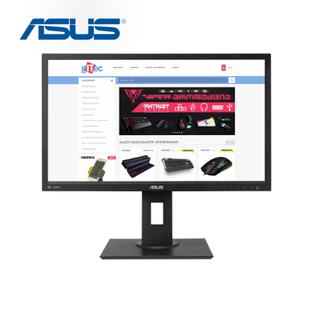 Picture of Monitor ASUS BE249QLBH (90LM01V1-B01370) Black
