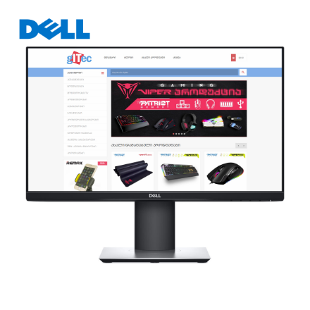 """Picture of Monitor Dell P2219H 21.5"""" LED TFT BLACK (210-APWR)"""