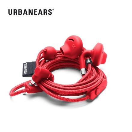Picture of HEADPHONE URBANEARS SUMPAN (04091382) TOMATO