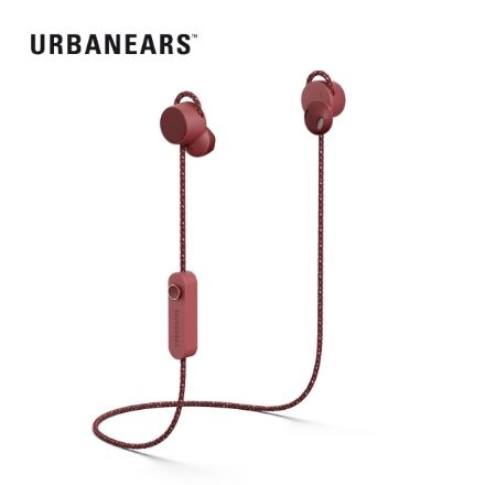 Picture of HEADPHONE   URBANEARS JAKAN (1002576) RED