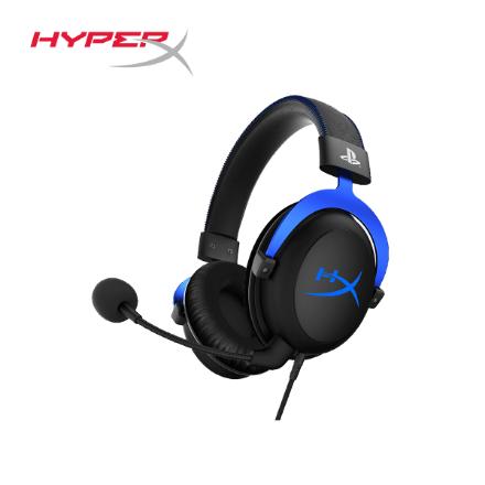 Picture of Headphone HyperX Gaming Headset Cloud (HX-HSCLS-BL/EM) Black/Blue