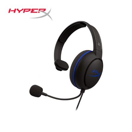 Picture of Headphone Gaming Headset HyperX Cloud Chat Headset (HX-HSCCHS-BK/EM) Black/Blue