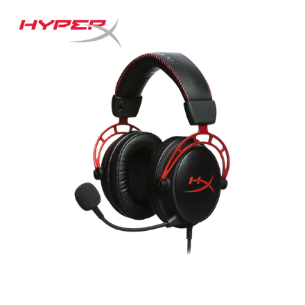 Picture of Headphone Gaming Headset HyperX Cloud Alpha (HX-HSCA-RD/EE) Black