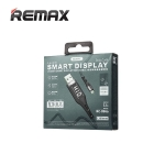 Picture of Type-C Cable REMAX RC-096a Leader 2.1A Data 1.2m Black