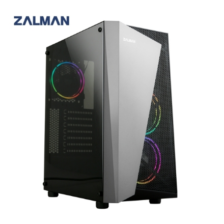 Picture of Gaming  Case Zalman S4 Plus ATX Mid Tower