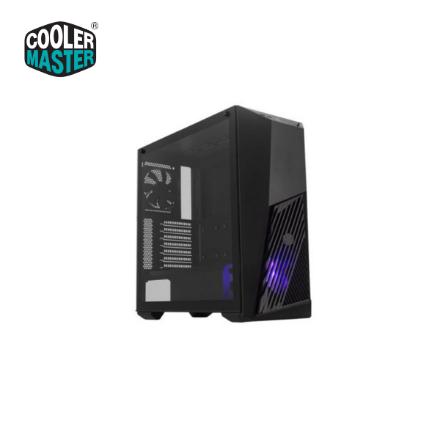 Picture of Gaming  Case Cooler Master  MasterBox K501L RGB/Black