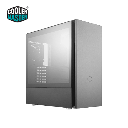 Picture of Gaming  Case Cooler Master Silencio S600/Black/TG